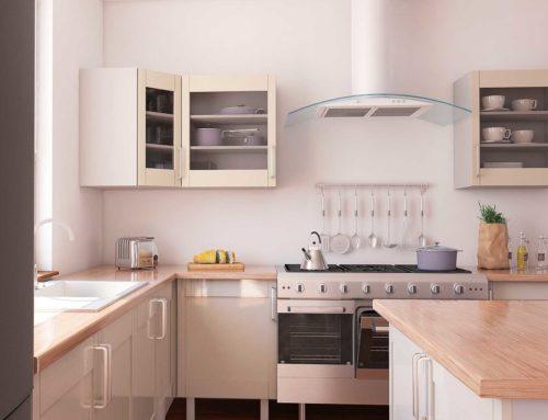 5 Trucos para solucionar el ruido visual en tu cocina